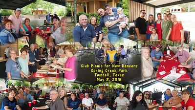 Club Picnic May 2015