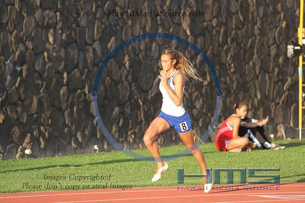 Girls State 800m Run 5-10-14