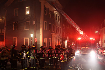 Boston, MA - 3rd Alarm, 74 High Street, 5-2-09