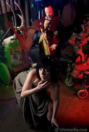 Omni Circus Photoshoot 2-18-09