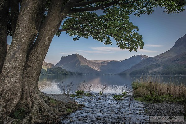 Buttermere and Crummock September 2016