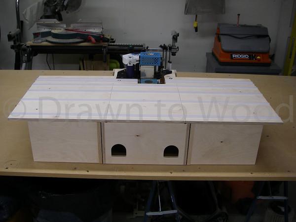 Edgebander Box/Table