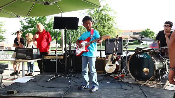 Rohan Guitar Recital 2014