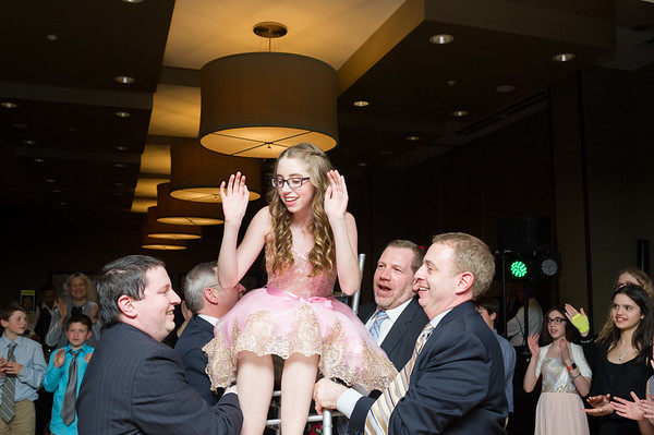 Brooke's Bat Mitzvah May 2016