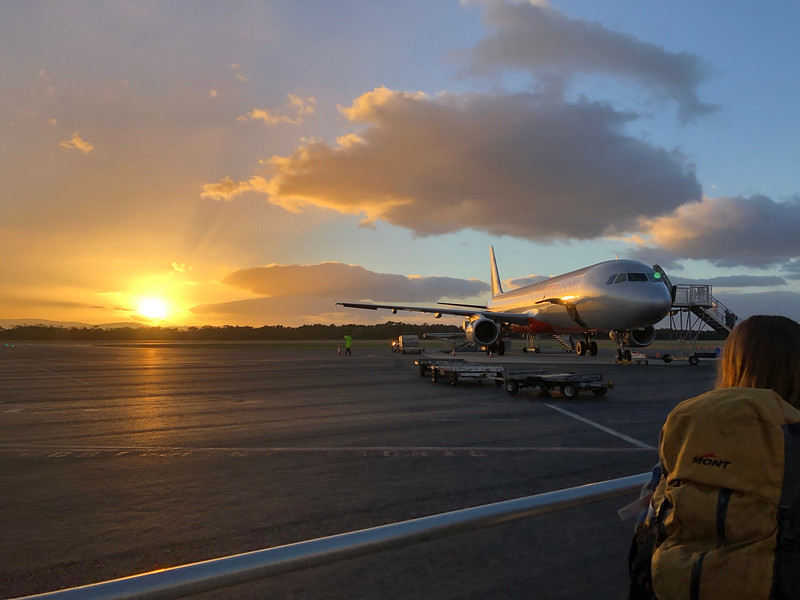 Tasman Sunrise