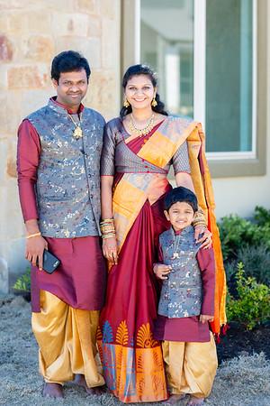 Arun and Anusha's Housewarming