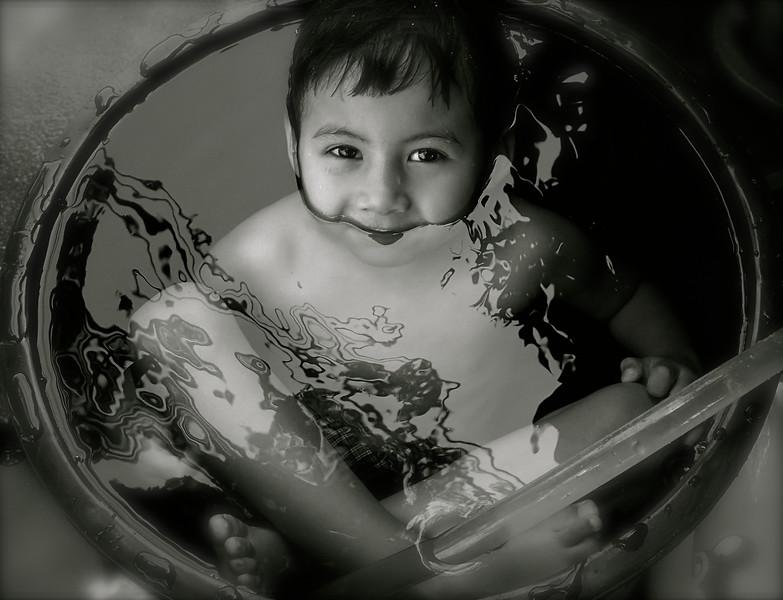 The Joy of Songkran by Dani Leis