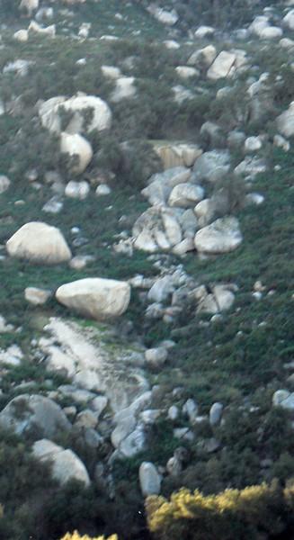 Poway Ancient Landslide Remnant