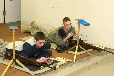 Caissons Rifle Team