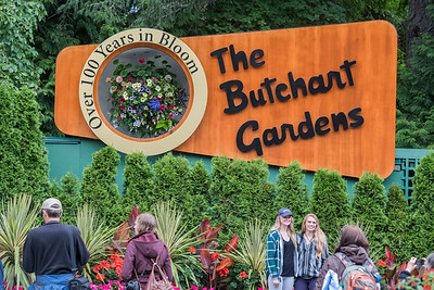 Walkabout 2016, The Butchart Gardens