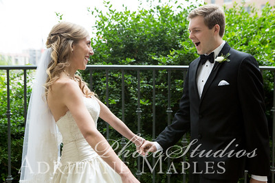 Leah & Christian {first look}