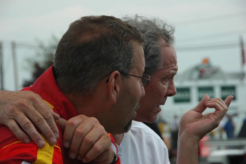 Wayne Brown and David Loring
