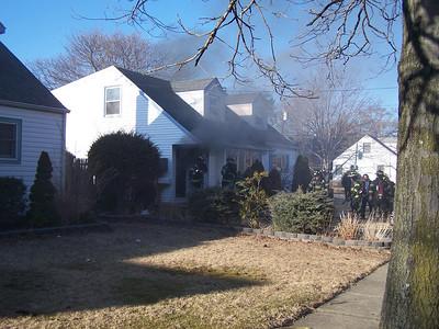Peterhoff St House Fire 2/24/09