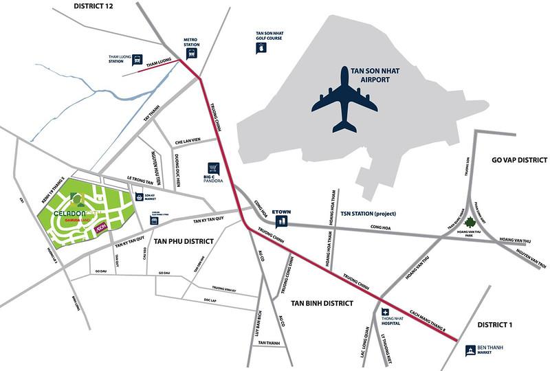 Celadon City Map