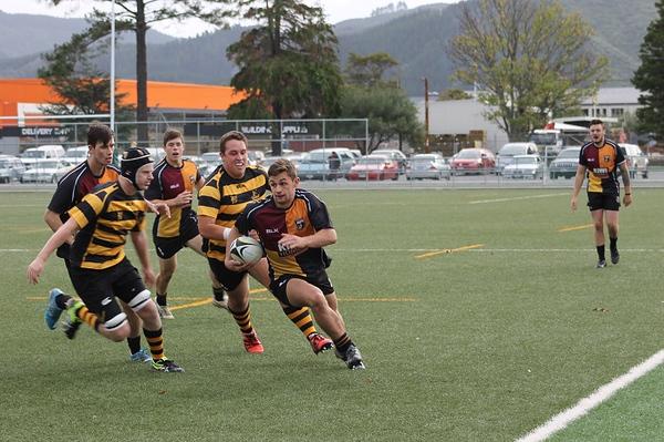Rd 7 UHR (21) v Wellington (17)
