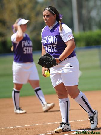 Fresno State Bulldog Softball