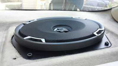 1994 Honda Accord LX Rear Deck Speaker Installation - USA