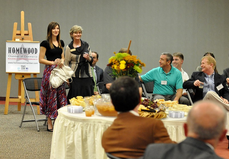 Homewood Library and Homewood Chamber Reception with City Officials #15.jpg