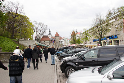 Tallinn, Estonia - May 2009