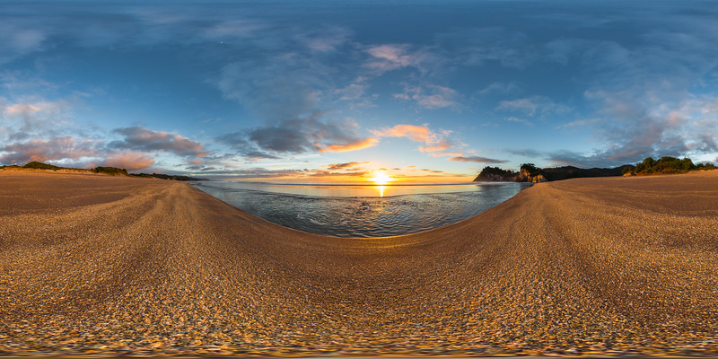 Whiritoa Beach Sunrise