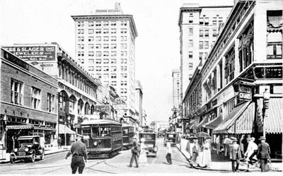 Light-Rail and Streetcar