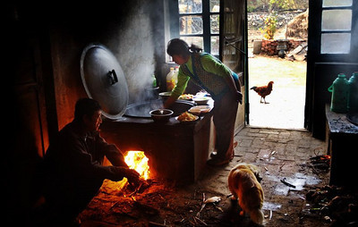 village in Hebei