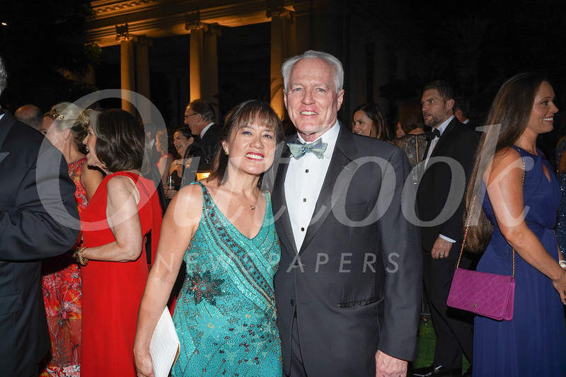 Donna and John Rochford