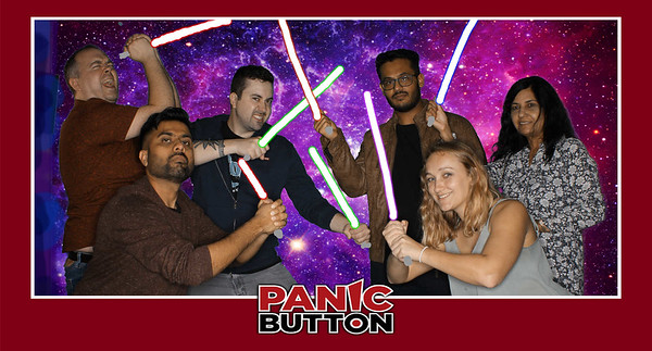 Panic Button Party 1/18/2020