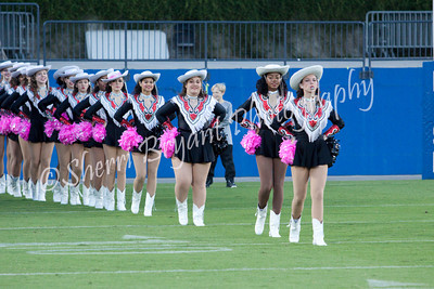 LHS-CENTENNIAL PRE-GAME AND HALFTIME