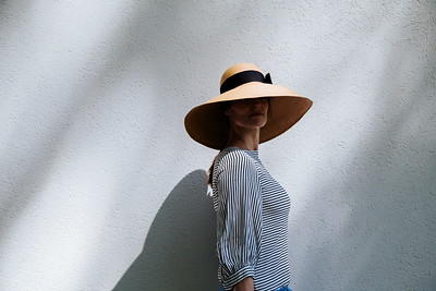 FRIDAY HAT & STYLED BY VANJA JOCIC