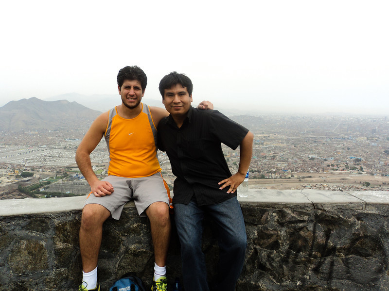 lima lookoff with santiago and edgar