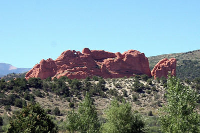 Colorado Springs - Woodland Park