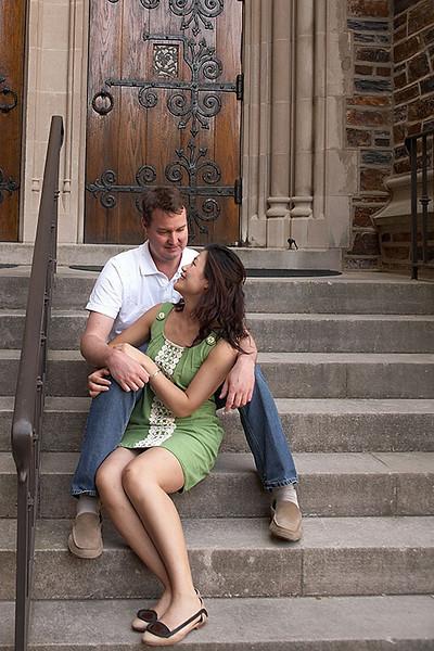 Amy and Steve