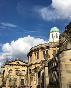 Oxford, Day 2