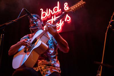 G. Love @ Bird and Betty's