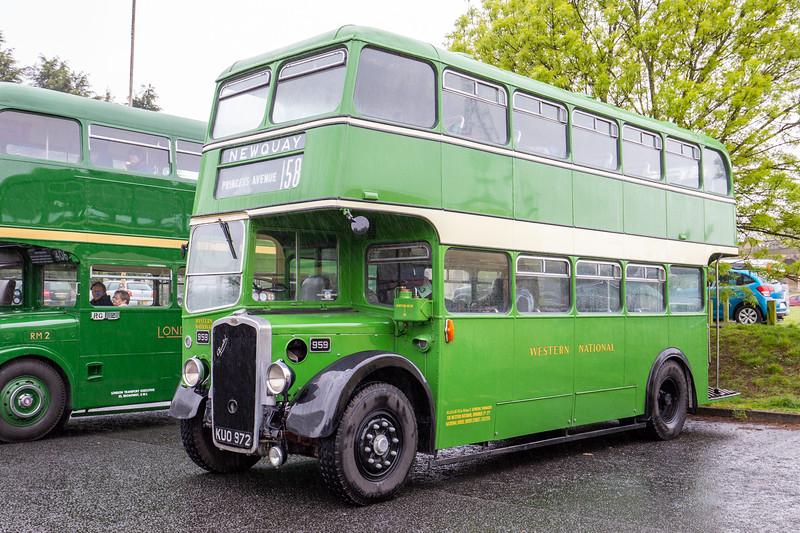 1950 Bristol K6B ECW L27/28R