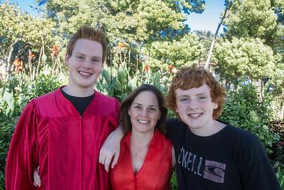 John Grady Graduation / Family