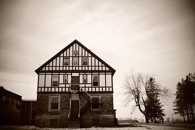 Prison--Undisclosed Location