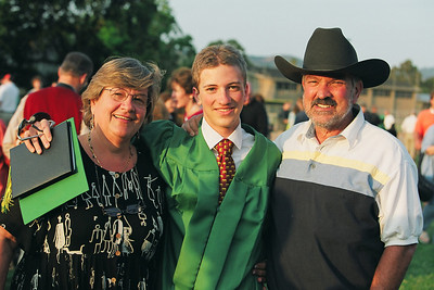 Jay Byron Graduation 2003