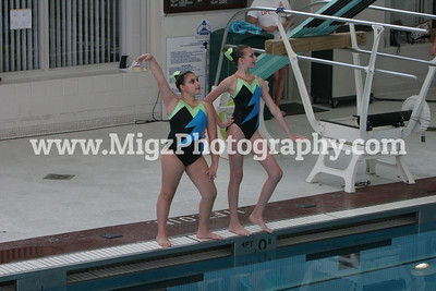 Regional Age Group Championships 2007 Duet