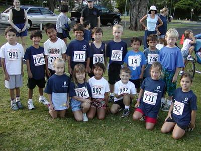 3rd Annual Keiki Run 6-22-02