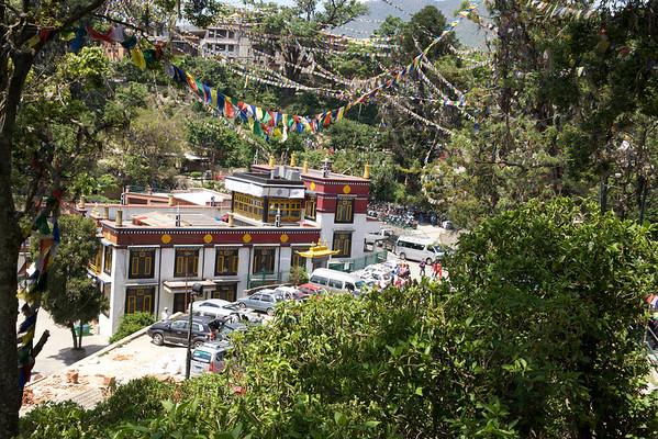 Day 6 - Swayambhunath sthupa, kathmandu