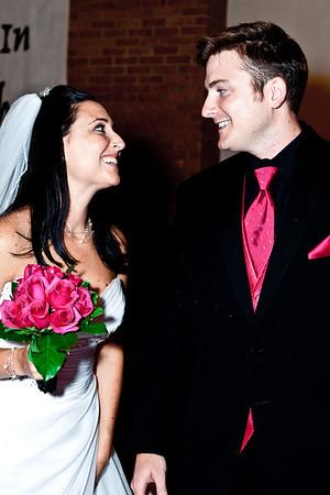 Errico-Barthel Wedding