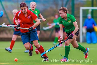 2016-12-11 - Ladies 2nd's vs. Bridlington 1st's