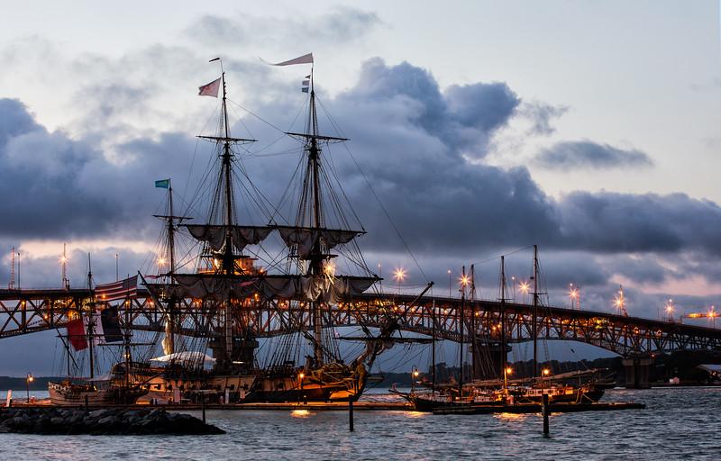 Coleman Bridge after sunset.jpg