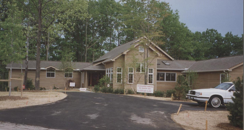 . The first Lake County YMCA Dream House was built in 1994 on River Road in Perry Township. Greg Kuhlman was the lucky winner and still lives in the house. (Submitted by Halle Chiappone)