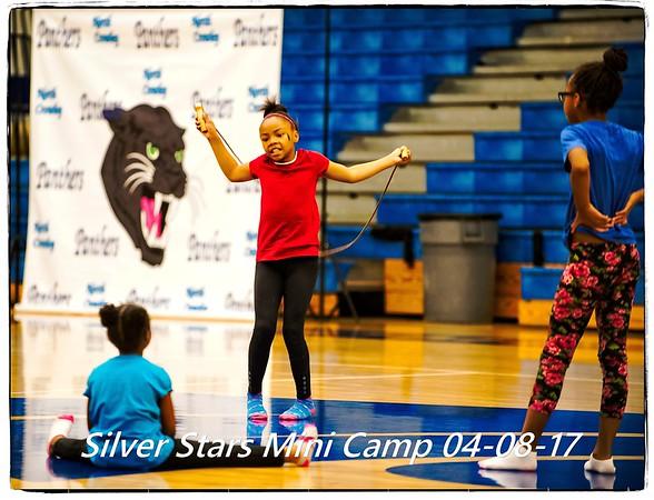 Silver Stars Mini Camp 04-08-17