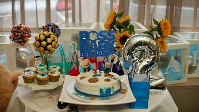 Bernardo Cruz Birthday Party