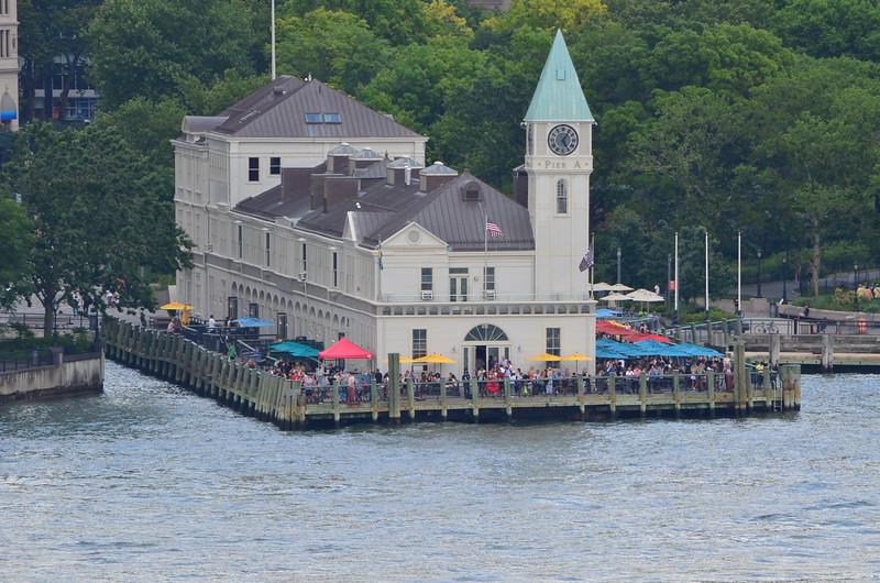 Pier A Harbor House