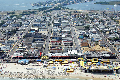 Seaside Heights, NJ 08751 - AERIAL Photos & Views